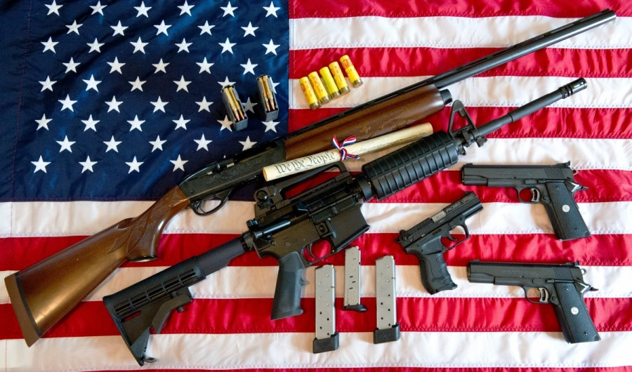 usa-flag-guns