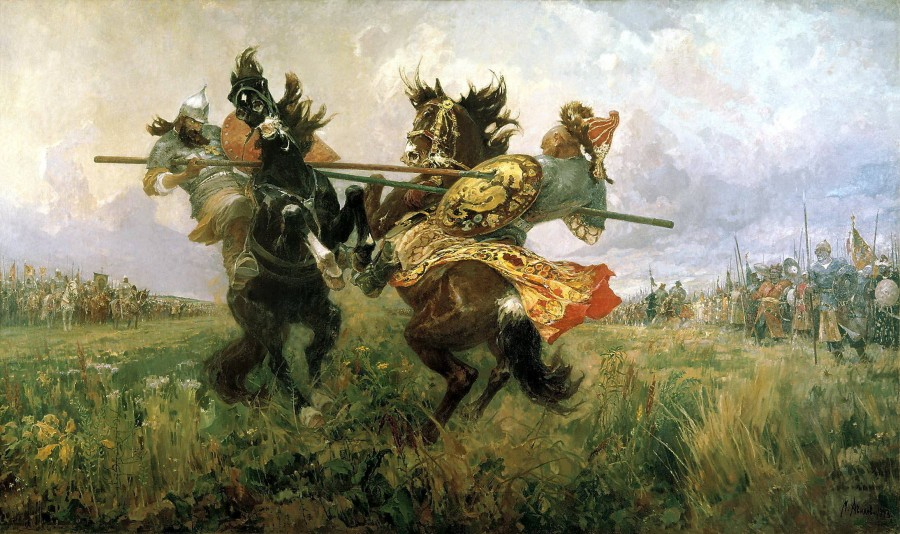 poedinok_na_kulikovom_pole_mihail_ivanovich_avilov_2189x1300