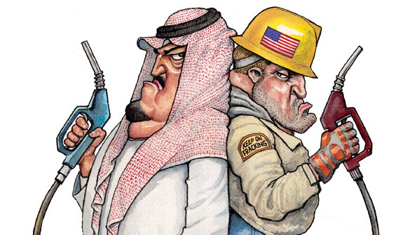 OPEC-VS-SHALE
