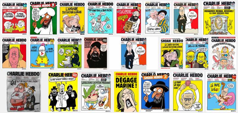 charlie-hebdo-covers