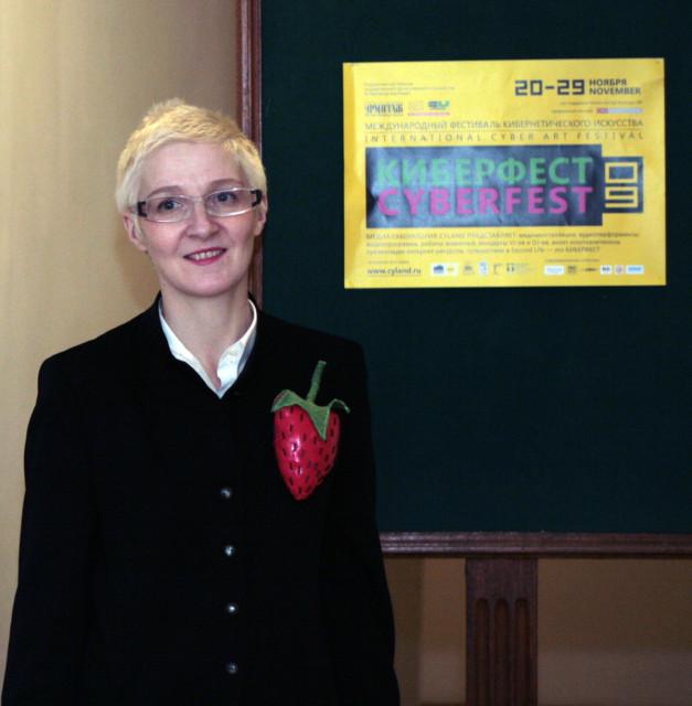 Марина Колдобская
