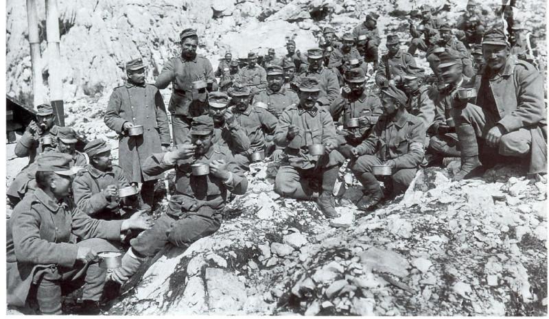 Отсюда: Le Armi E Gli Equipaggiamenti Dell'Esercito Austro-Ungarico: Dal 1914 al 1918 Vol.2. Siro Offelli. Gino Rossate Editore2001