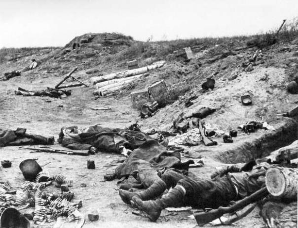 Румынские войска под сталинградом в