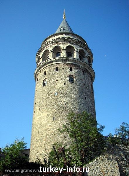 Galata tower)))