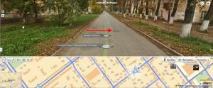 На Яндекс картах