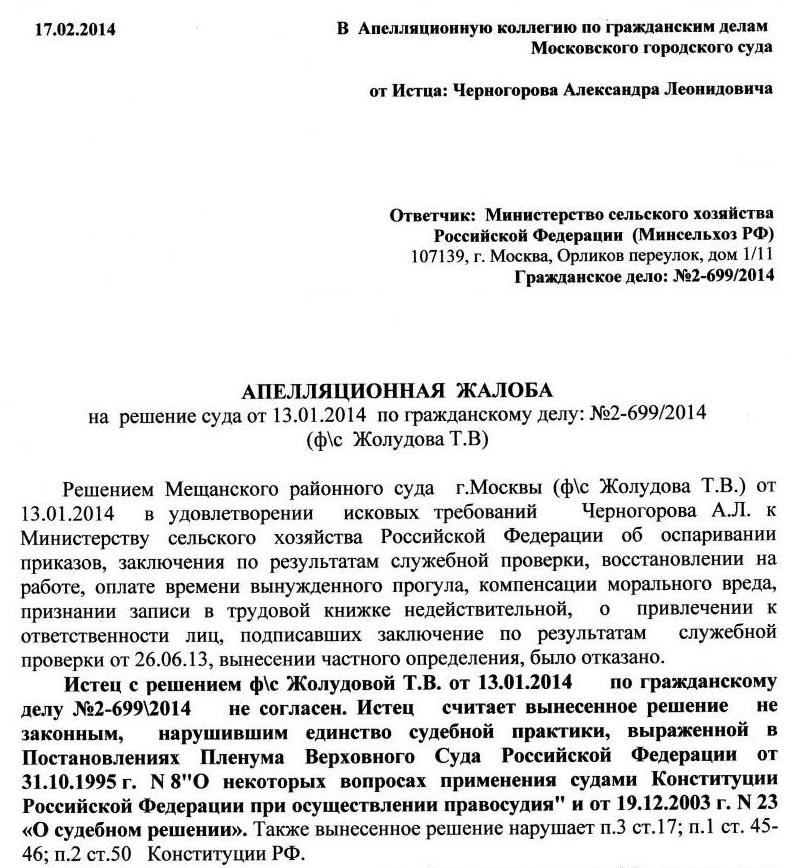 Советский районный суд г. Нижний Новгород