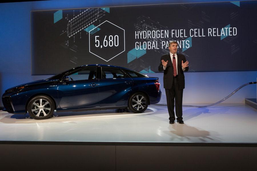Водород, атом и современные инноваторы