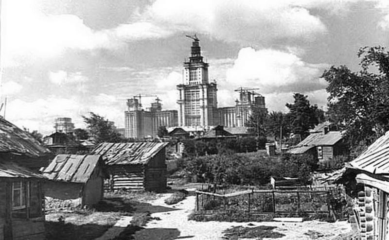 Проблемы СССР – как следствие быстрой урбанизации