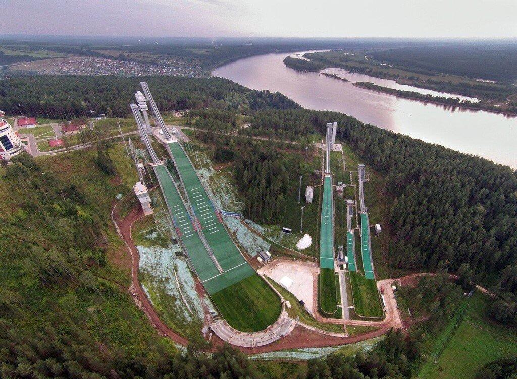Советское градостроение на пример города Чайковский