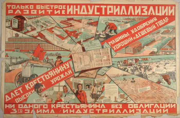 СССР в 1925-1929 годах