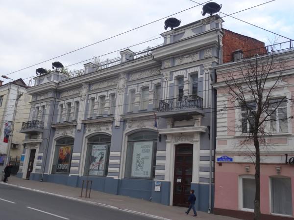 дом купца Игнатова