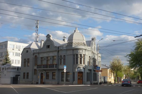 дом купца Теренина