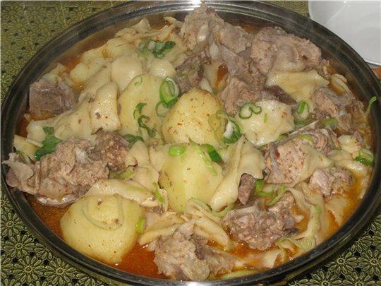 Рецепты корейской кухни