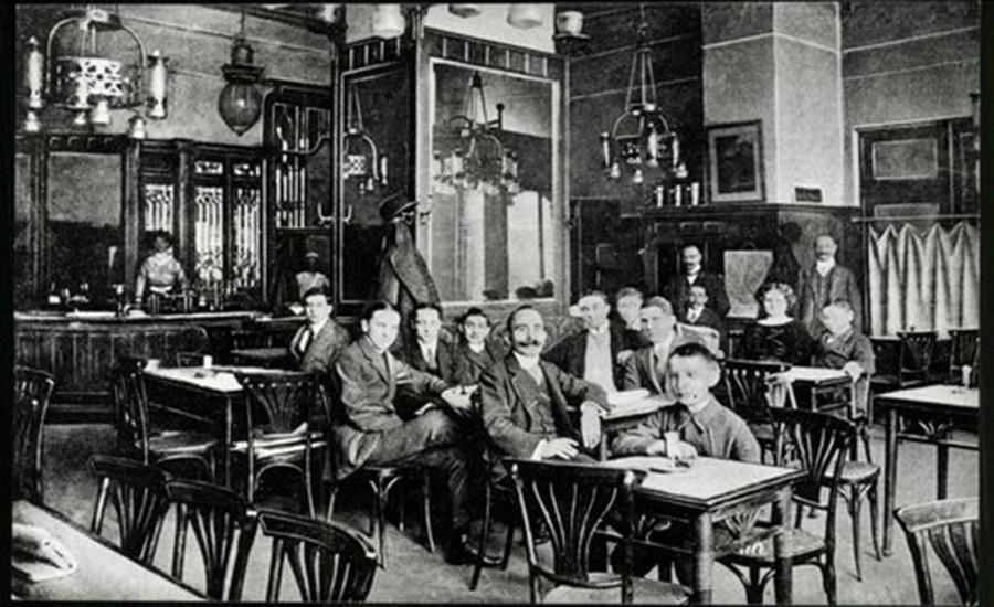 Kovács Lipót Magyarország kávéháza