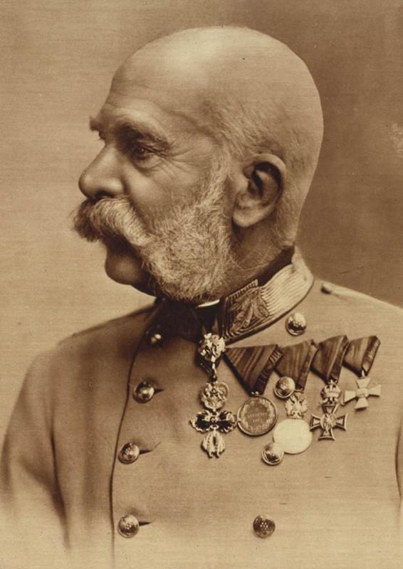 Ferenc József magyar király és osztrák császár