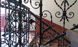 261. Прекрасные будапештские лестницы