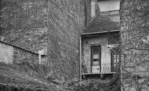 Секретный дворик в Йожефвароше