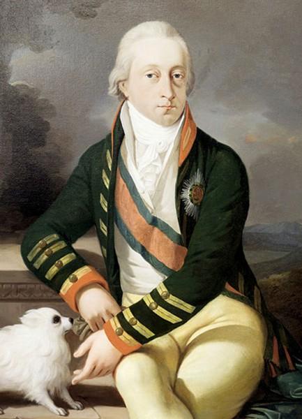 3  Nikolaus_II._Esterházy,_1803