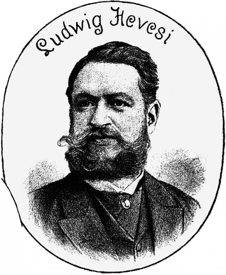 Ludwig_Hevesi_1893_Der_Floh_(Unsere_einstigen_Mitarbeiter) cheh wiki