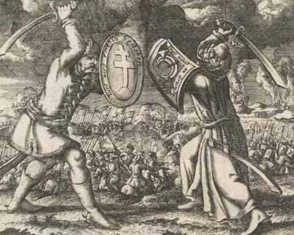 Allegorikus_keresztény-török_összecsapás_1684