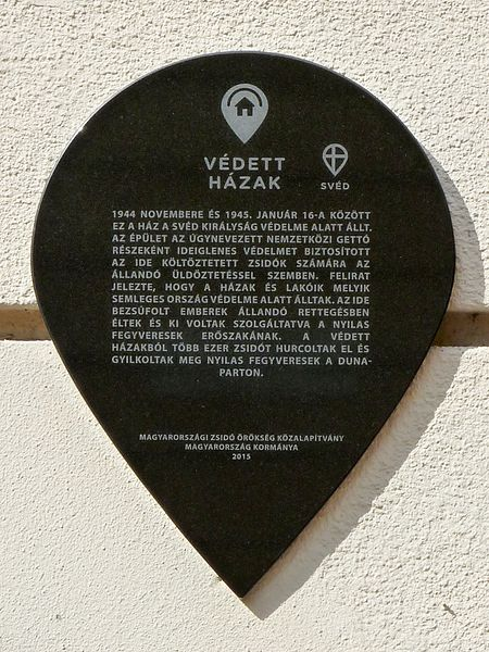 Protected_House_plaque_14_(Budapest-13_Raoul_Wallenberg_u_7)