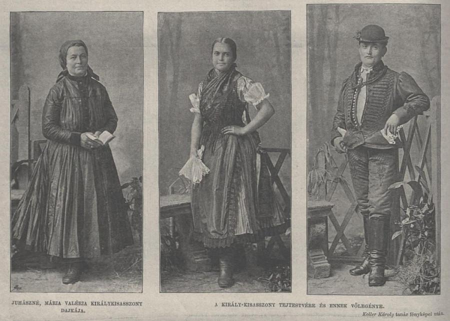 Juhászné_Legéndi_Julianna,_lánya_Lídia_és_veje_Magyar_István_1888-38