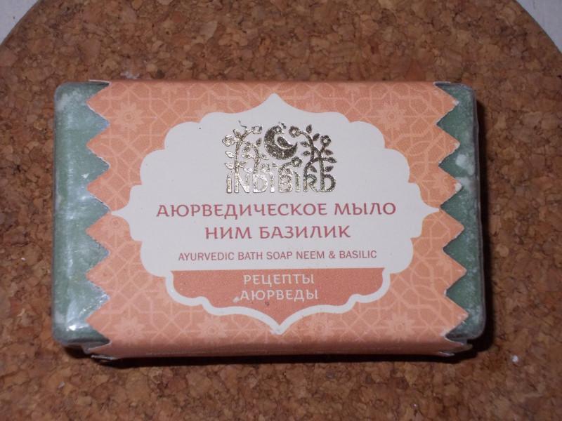 Любимое мыло на все времена! Продается у нас в индийских и всяких йога- и аюрведических магазинах.