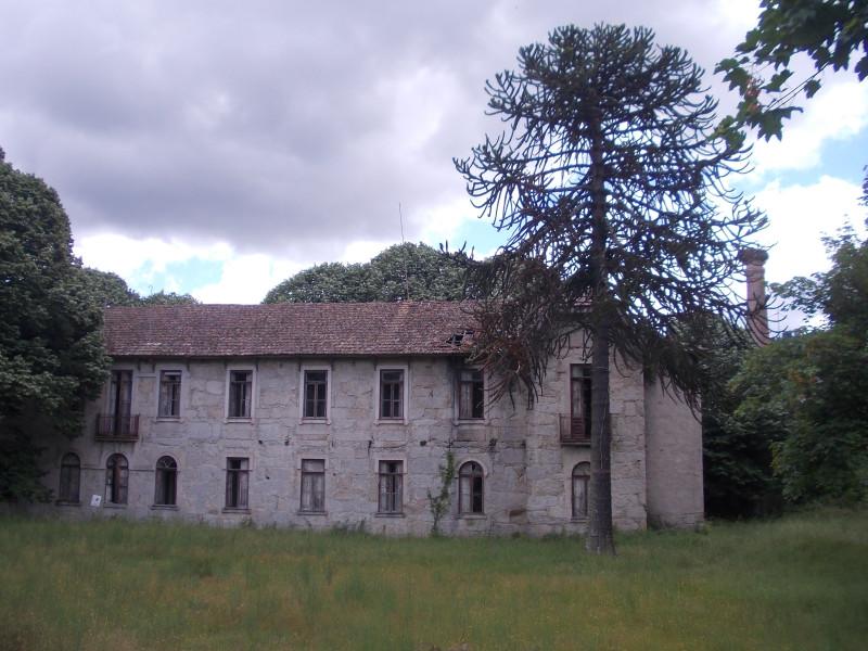 здание старой гостиницы