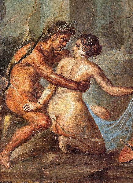 Pompeii. Casa degli Epigrammi.