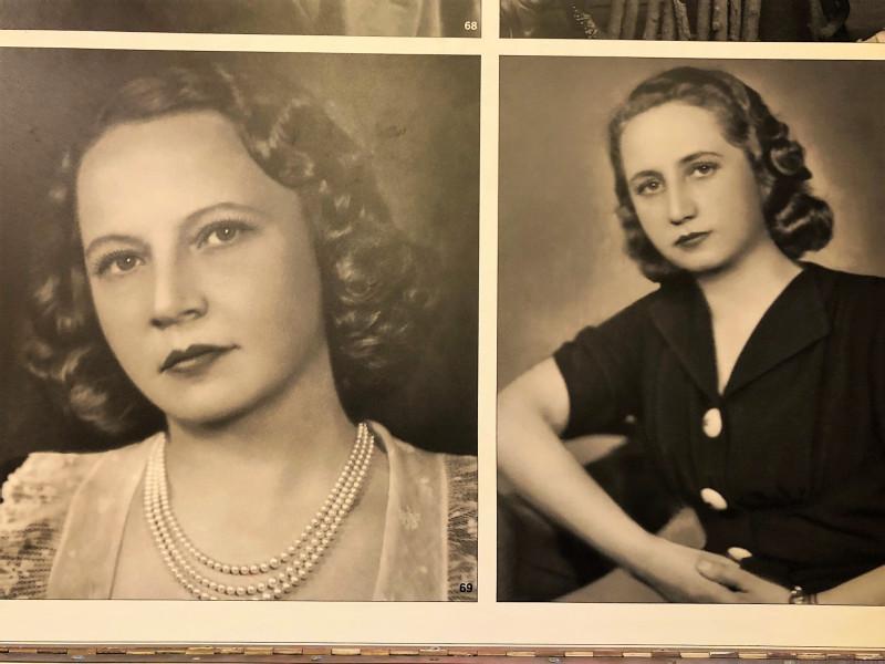 Слева — Недда, справа — Джиджина
