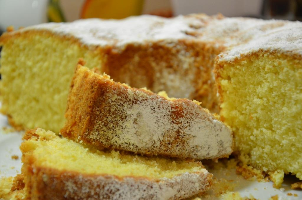кекс с йогуртом рецепт с фото