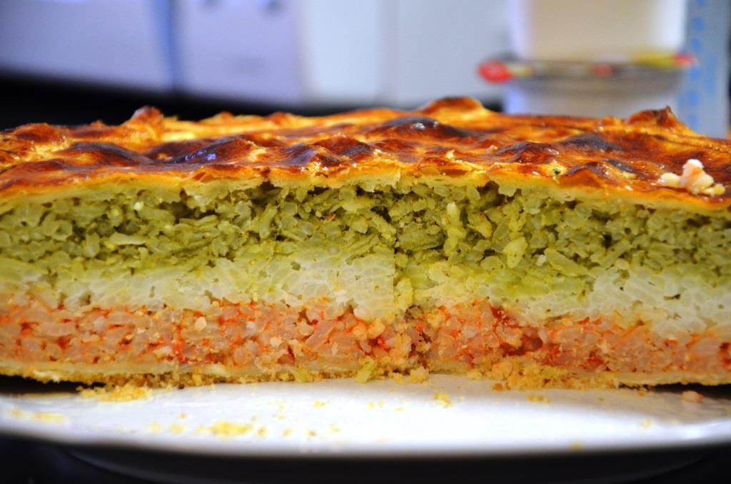 Пирог итальянский