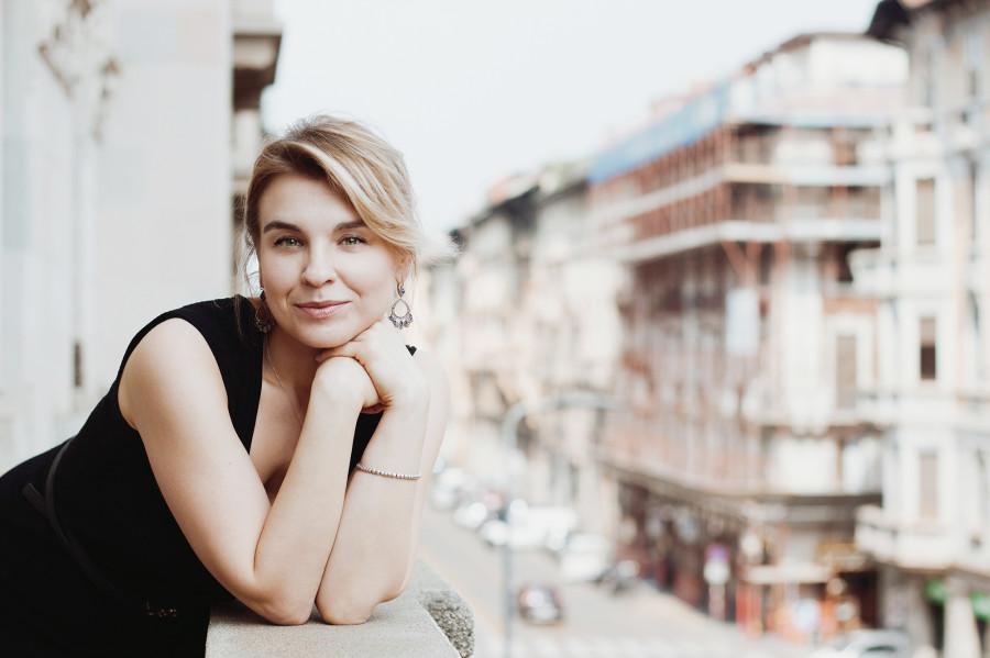 Анна Черткова, фотография из личного архива