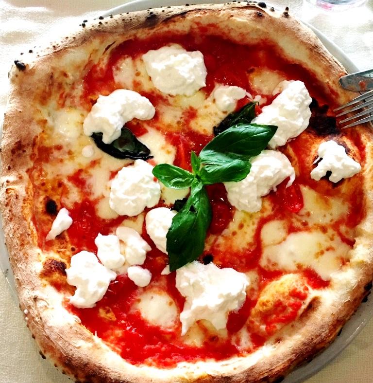 Пицца mon amour: про настоящую итальянскую пиццу + рецепт …. парижской пиццы