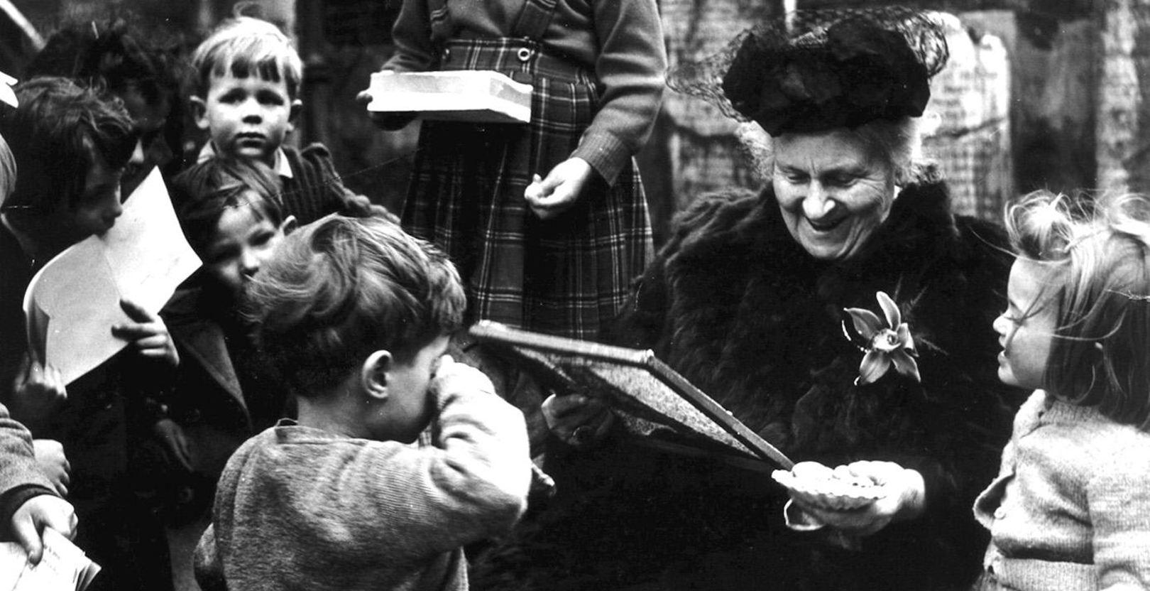 Итальянский врач и педагог Мария Монтессори: мать-кукушка или жертва эпохи?
