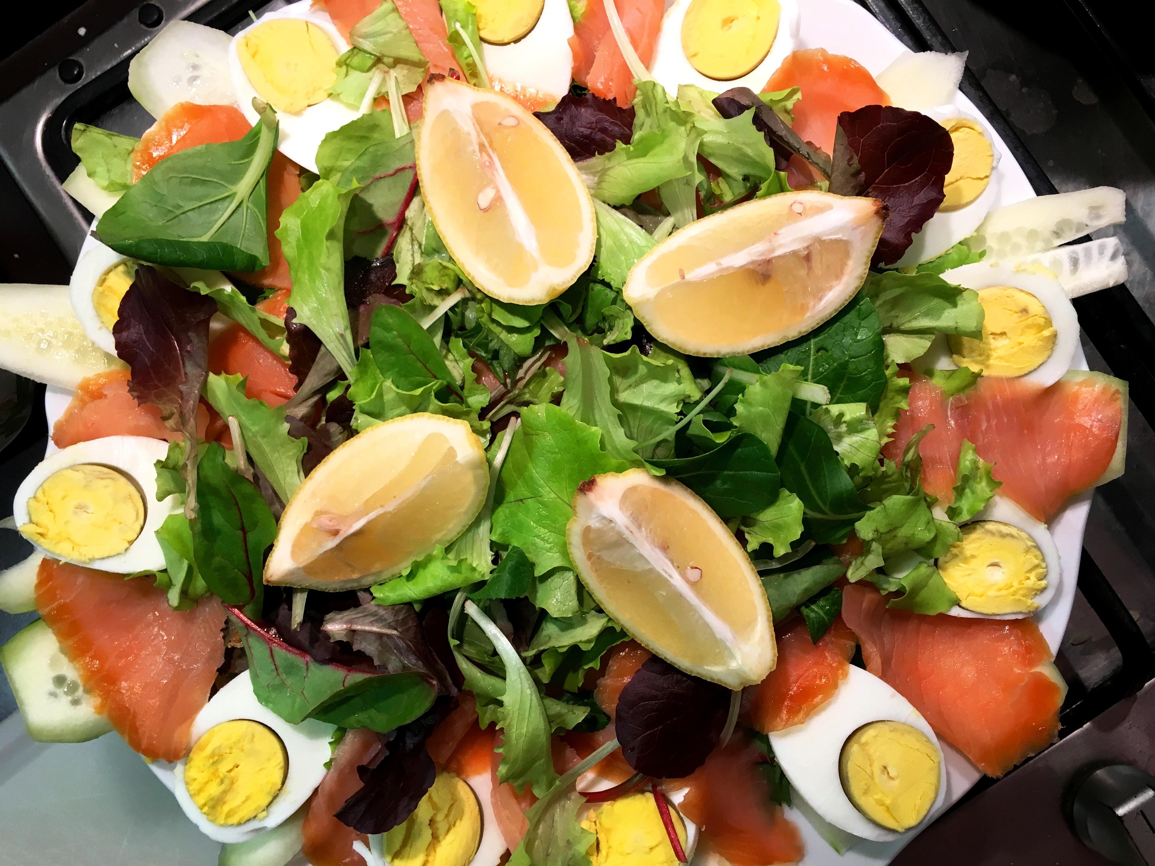 Праздничный ужин: итальянское рыбное меню-2