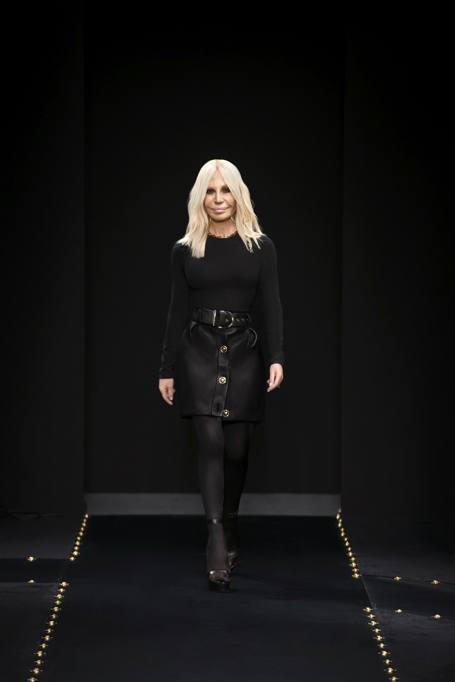 Черный цвет Донателлы