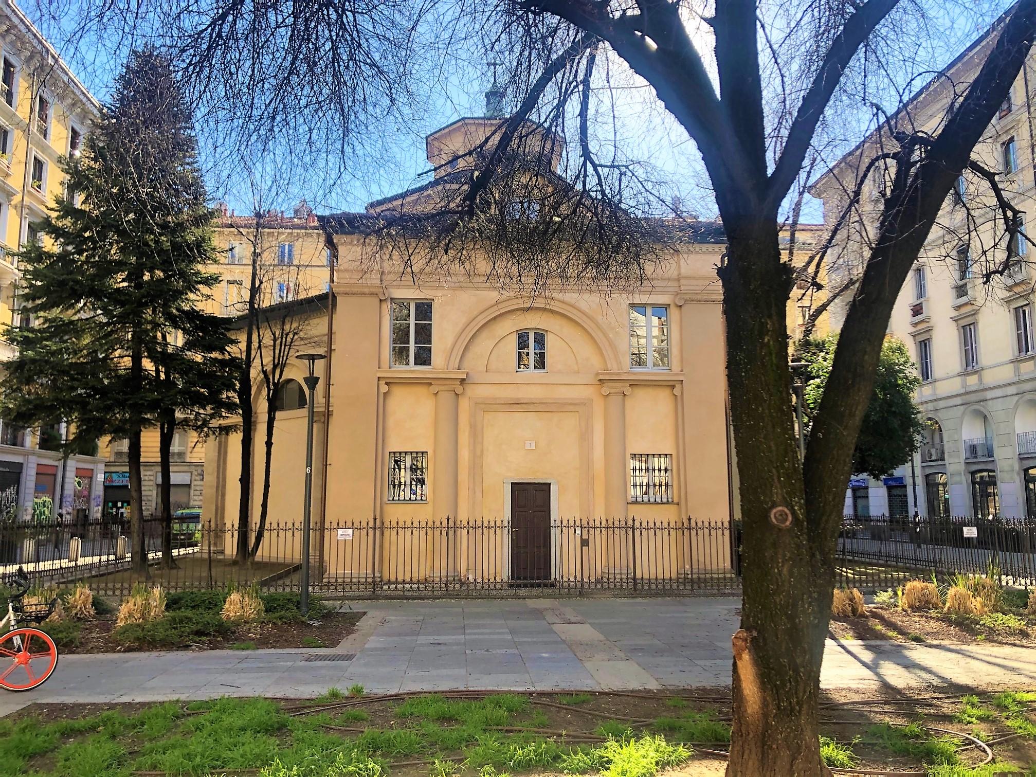 Чума в Милане: про карантин, отдельную церковь для больных и благословение на Пасху