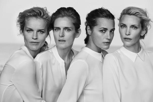 Giorgio Armani Spring 2016 Ad Campaign