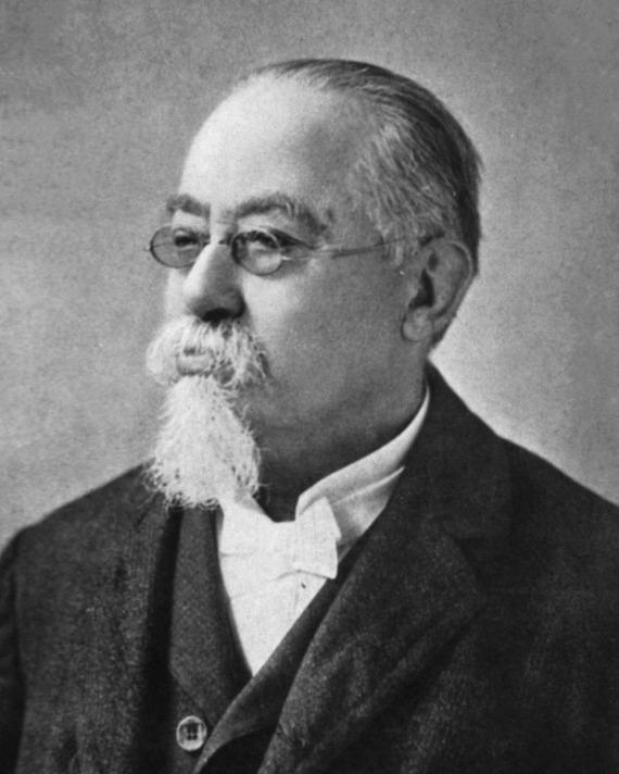 """Cesare Lombroso, пионер первый исследований в области криминологии, был убежден, что некоторые """"рождаются преступниками"""" и связывал наклонность к криминальным действиям с особенностями анатомического строения."""