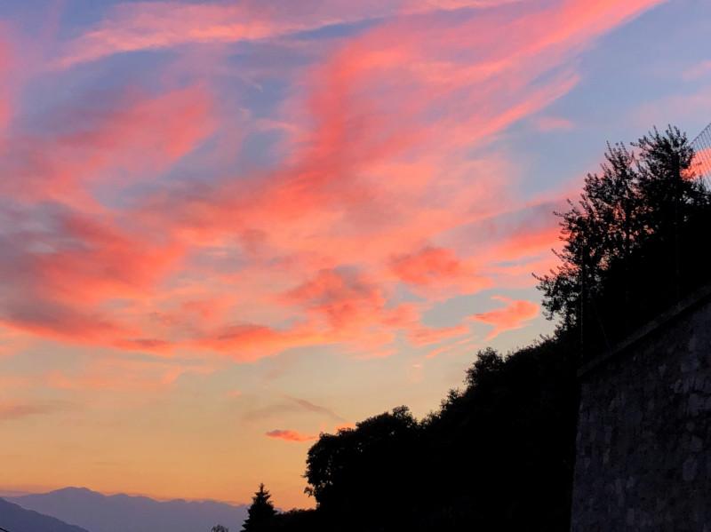 Закат 27 августа
