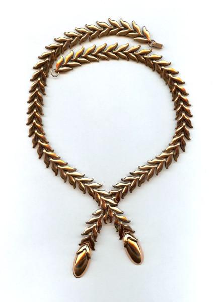 Ренуар - колье-кобра