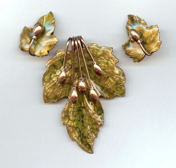 Матисс - сет листья
