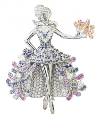 балерина 2011 года Le Bal du Siecle