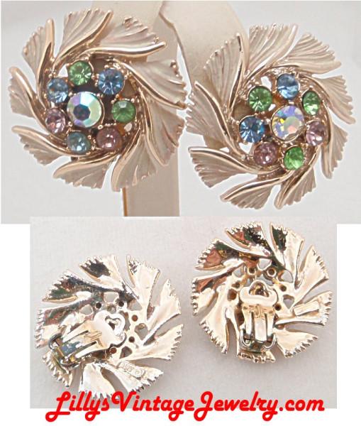 ART_pastel_rhinestones_enamel_earrings