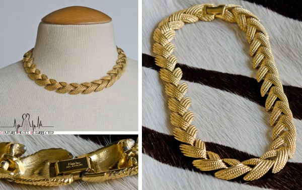 vintage-napier-gold-chunky-necklace