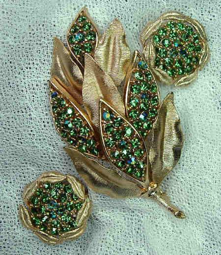 lisner-leaf-demi-parure