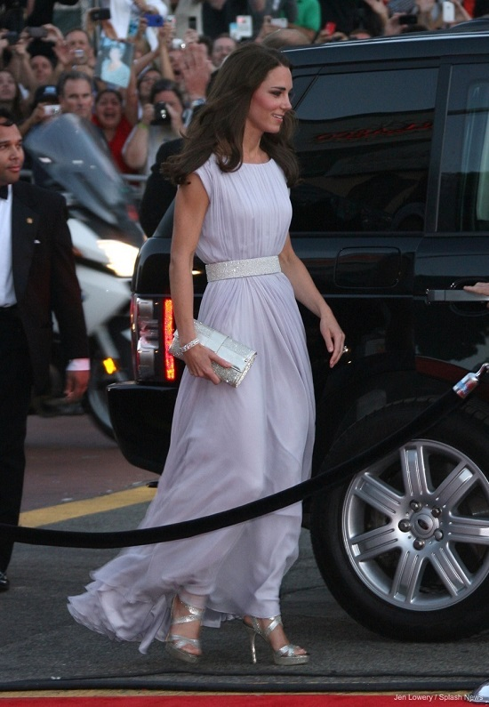 Kate-Middleton-Dress-BAFTAS-2011