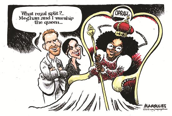 Jimmy Margulies usa cartoonist