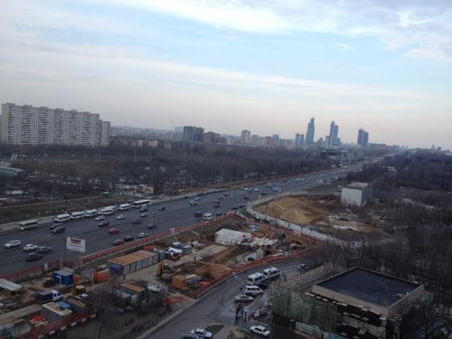 Кутузовский проспект_2